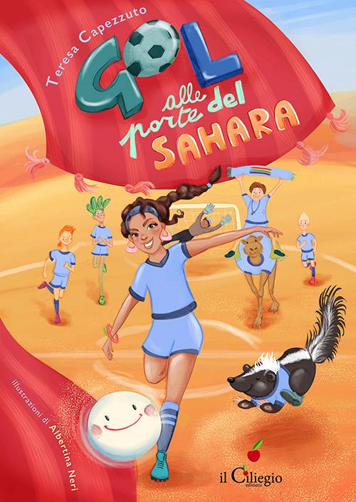 Gol alle porte del Sahara di Teresa Capezzuto
